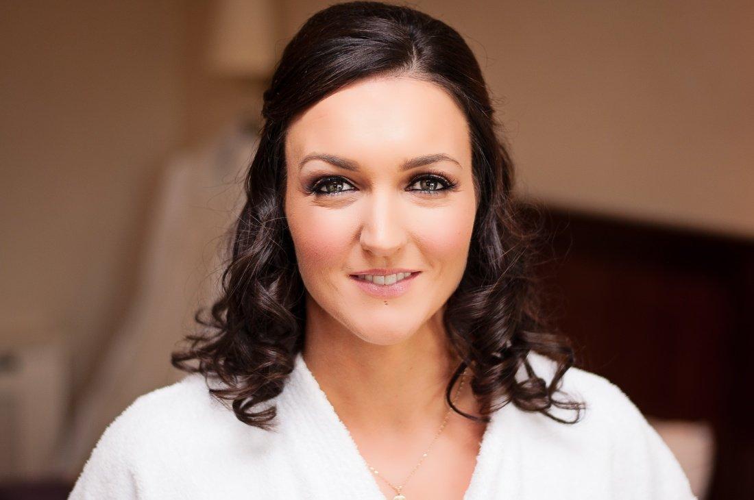 Bridal Makeup - Danielle Mahon