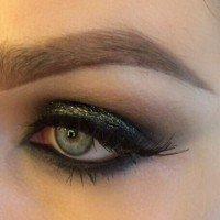 Eyemakeup- MAC- eyeshadow- smokey eye- brows- Danielle Mahon